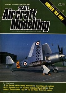 Scale Aircraft Modelling Vol.11 Num.6 1989