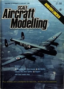 Scale Aircraft Modelling Vol.12 Num.4 1990