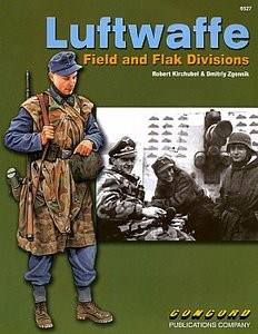 Luftwaffe: Field and Flak Divisions (Сoncord 6527)