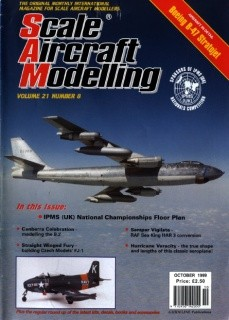 Scale Aircraft Modelling Vol.21 Num.8 1999
