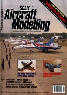 Scale Aircraft Modelling Vol.20 Num.11 1999