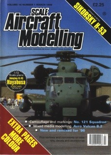 Scale Aircraft Modelling Vol.18 Num.1 1996