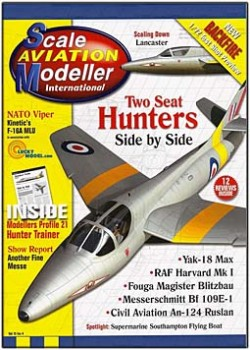 Scale Aviation Modeller International vol.15 iss.4 april 2009