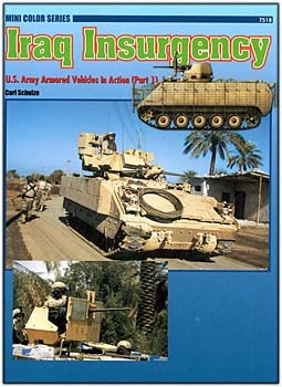 Concord 7518 - Iraq Insurgency. U.S. Army armored vehicles in action (Part 1)