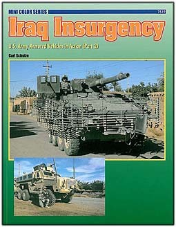Concord Mini Color Series 7519 - IRAQ INSURGENCY - U.S. ARMY ARMORED VEHICLES IN ACTION (PART 2)