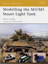 Osprey Modelling 04 - Modelling the M3-M5 Stuart Light Tank