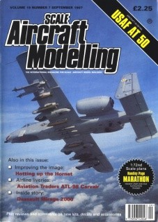 Scale Aircraft Modelling Vol.19 Num.7 1997