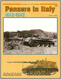 Concord - Armor At War 7023: Panzers in Italy 1943-1945