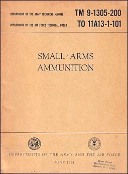 Small Arms Ammunition (1961)