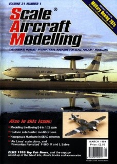 Scale Aircraft Modelling Vol.21 Num.1 1999