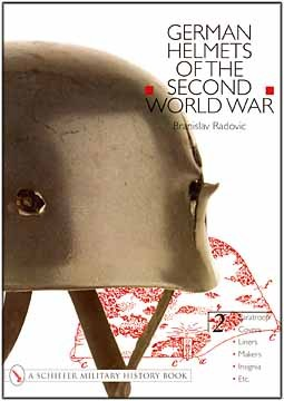 German Helmets of the Second World War volume. 2 (Schiffer Publishing )