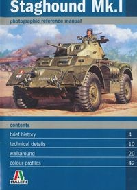 Staghound Mk.I (Photographic reference manual)