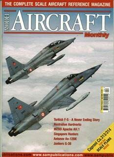 Model Aircraft Monthly 04-2003