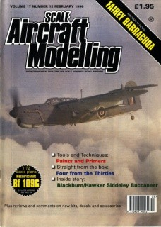 Scale Aircraft Modelling Vol.17 Num.12 1996
