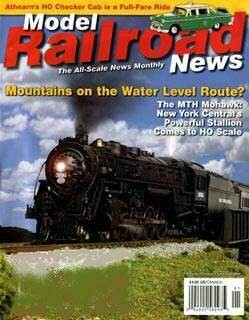 Model Railroad News 01- 2009