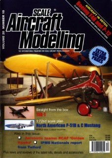 Scale Aircraft Modelling Vol.20 Num.10 1998