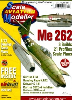 Scale Aviation Modeller International Vol.12 Iss.5 2006