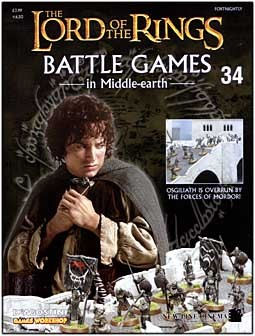 The Lord Of The Rings - Battle Games in Middle earth № 34