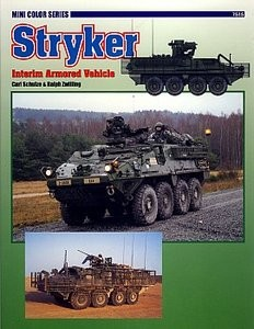 Stryker: Interim Armored Vehicle (Concord Mini Colour Series 7515)