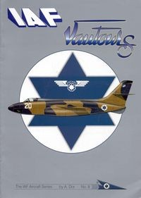 The IAF Aircraft Series No.8: IAF Vautours