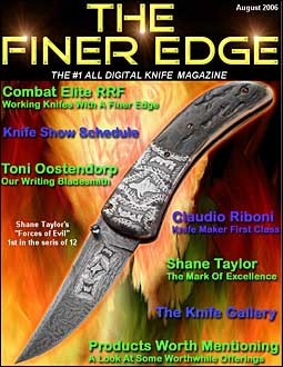 The Finer Edge № 8 - 2006 (August)