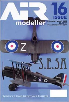 Air Modeller - Issue 16 - 2008 (February/March)