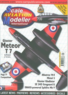 Scale Aviation Modeller International Vol.10 Iss.1 - 2004