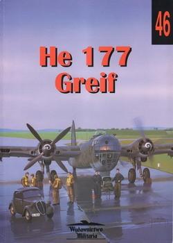 Wydawnictwo Militaria № 46 - He 177 Greif