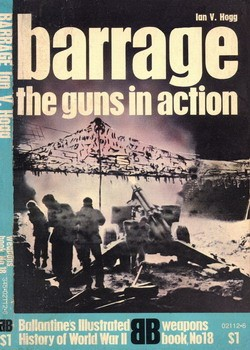 The Guns in Actions [Ballentine Books Barrage]