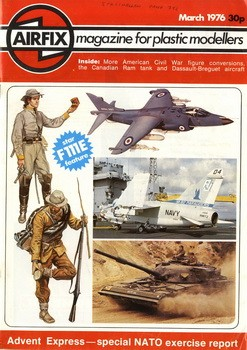 Airfix Magazine №3  1976 (Vol.17 No.7)