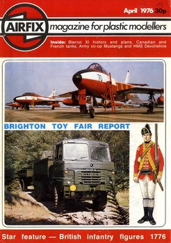 Airfix Magazine №4 1976 (Vol.17 No.8)