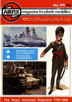 Airfix Magazine №5  1976 (Vol.17 No.9)