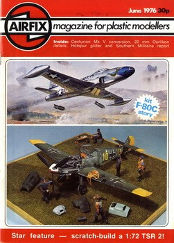 Airfix Magazine №6  1976 (Vol.17 No.10)
