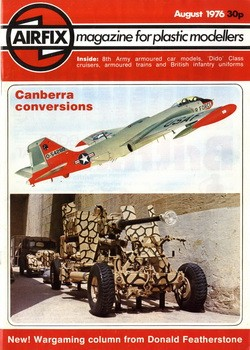 Airfix Magazine №8  1976 (Vol.17 No.12)