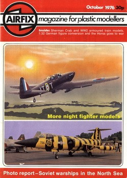 Airfix Magazine №10  1976 (Vol.18 No.2)