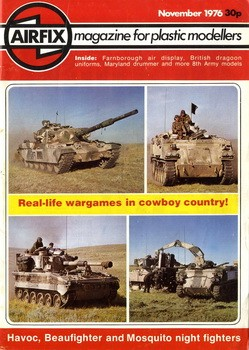 Airfix Magazine №11  1976 (Vol.18 No.3)