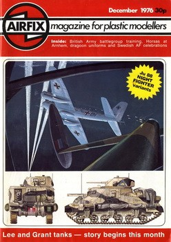 Airfix Magazine №12  1976 (Vol.18 No.4)