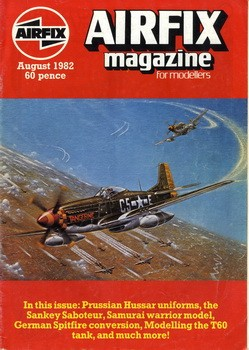 Airfix Magazine №8  1982  (Vol.23 No.12)