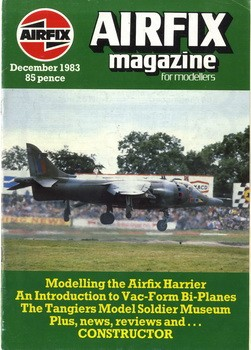 Airfix Magazine №12  1983 (Vol.25 No.4)