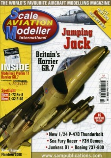 Scale Aviation Modeller International Vol.14 Iss.6 - 2008