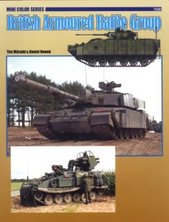 Concord 7520 - British Armoured Battle Group