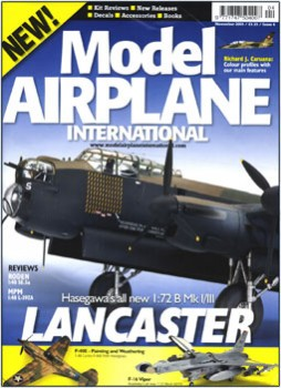 Model Airplane International 11 - 2005  (issue 4)