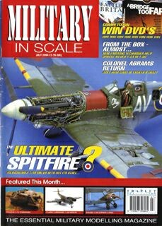 Military in Scale № 7 - 2004  Modelling Magazine