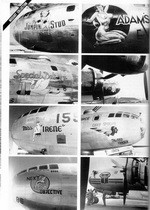 Bunrin Do Famous Airplanes of the world 1995 05 052 Boeing B-29