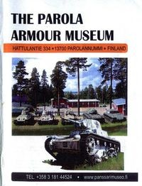The Parola Armour Museum