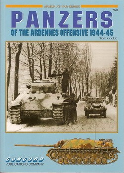 Concord Armor At War Series 7042 - Panzers of the Ardennes Ofensive 1944-45