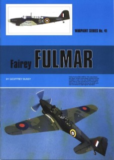 Fairey Fulmar (Warpaint Series No. 41)