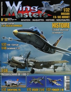 Wing Masters 38 (2004-01/02)