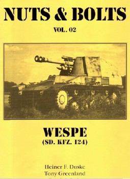 Nuts & Bolts vol.02  Wespe (sd. kfz. 124)