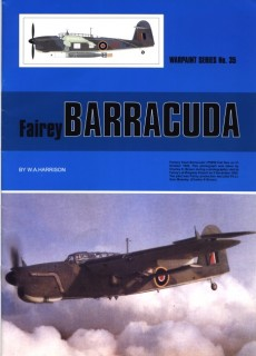 Fairey Barracuda (Warpaint Series No. 35)